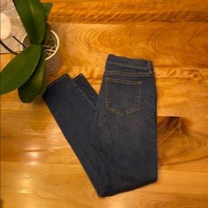 J. Crew Skinny jeans 27/28 skinny